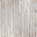Fox Vintage Gray Wood Newborn Vinyl Backdrop-Foxbackdrop