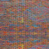 Fox Rolled Yellow Brick Wall Vinyl Photo Backdrop