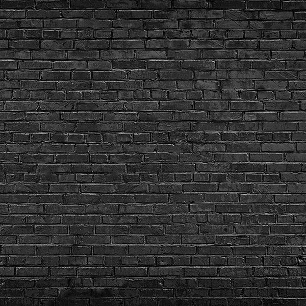 Fox Rolled Grey Brick Wall Vinyl Photography Backdrop