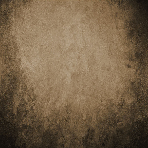 Fox Abstract Brown Portrait Vinyl Photography Backdrop-Foxbackdrop