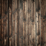 Fox Dark Brown Wood Vinyl Backdrop