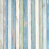Fox Blue Faded Wood Vinyl Backdrop-Foxbackdrop