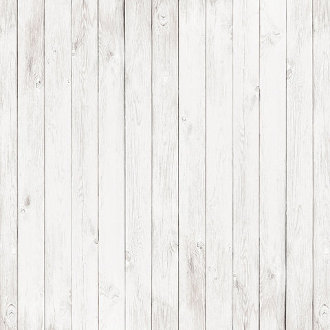 Fox White Wood Vinyl Backdrop