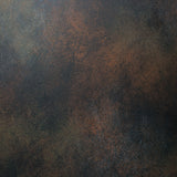 Fox Dark Rusty Brown Abstract Vinyl Backdrop-Foxbackdrop