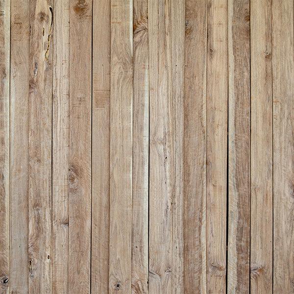 Fox Wood Board Vinyl Photography Backdrop-Foxbackdrop