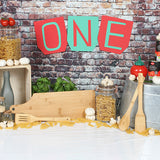 Fox Rolled Brick Cake Smash Vinyl Backdrop Designed by Rhiannon-Foxbackdrop