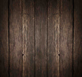 Load image into Gallery viewer, Fox Rolled Vinyl Dark Wood Newborn Photography Backdrop-Foxbackdrop