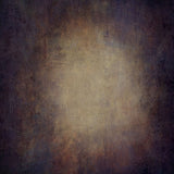 Fox Abstract Brown Retro Vinyl Photo Studio Backdrop-Foxbackdrop