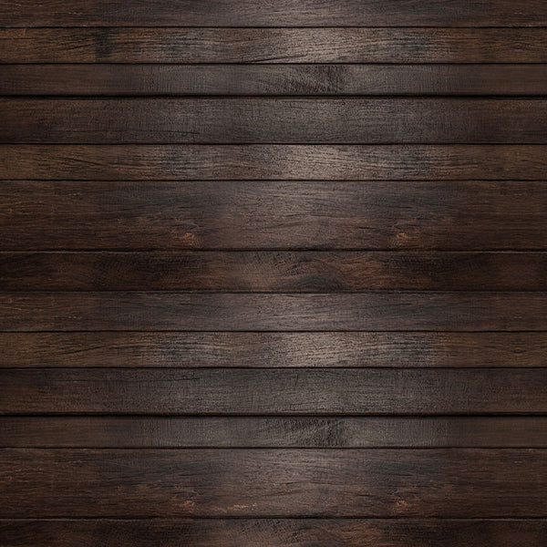 Fox Old Brown Wood Vinyl Portrait Backdrop for Photography-Foxbackdrop