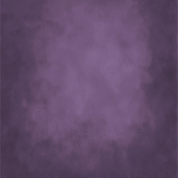 Fox Abstract Purple Fog Vinyl Photos Backdrop