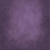Fox Abstract Purple Fog Vinyl Photos Backdrop-Foxbackdrop