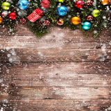 Load image into Gallery viewer, Fox Wood Christmas backdrop