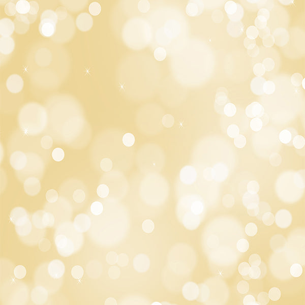 Fox Rolled Shiny Golden Blingbling Vinyl Backdrop