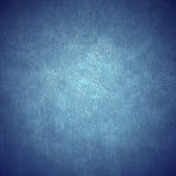Fox Absract Texture Bright Blue Vinyl Backdrop for Photography-Foxbackdrop