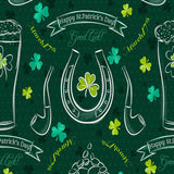 Fox Rolled St. Patrick's Day Green Children Vinyl Backdrop-Foxbackdrop
