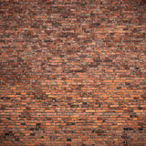 Fox Rolled Vinyl Brick Photography Backdrop-Foxbackdrop