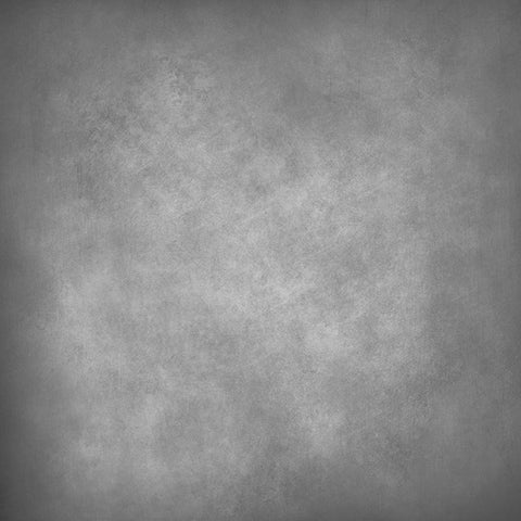 Fox Abstract Gray Smoke Vinyl Backdrop for Portrait Photography
