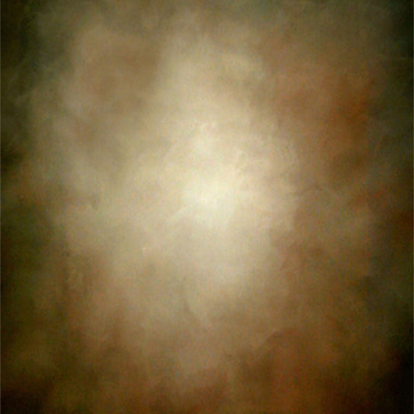 Fox Retro Brown Abstract Portrait Vinyl Backdrops-Foxbackdrop