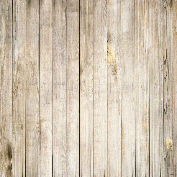 Fox Light Brown Texture Wood Vinyl Backdrop-Foxbackdrop