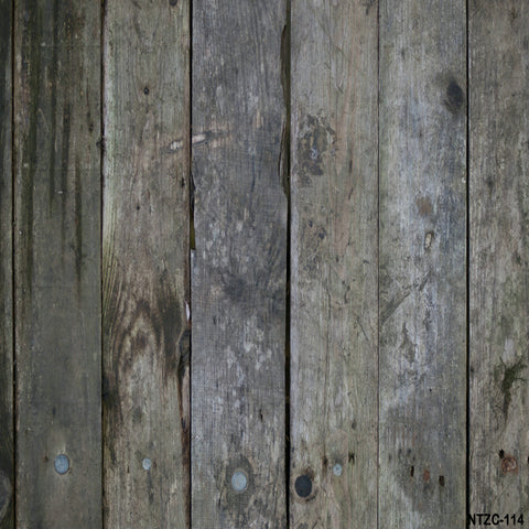 Fox Rust Barn Wood Vinyl Backdrop for Photography
