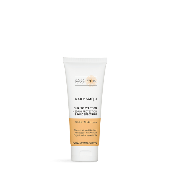 SOLCREME SPF 15 - Travel Size