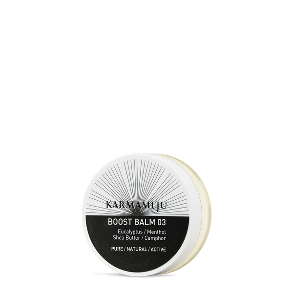 Karmameju Body Balm Travel Size, BOOST 03, 20 ml