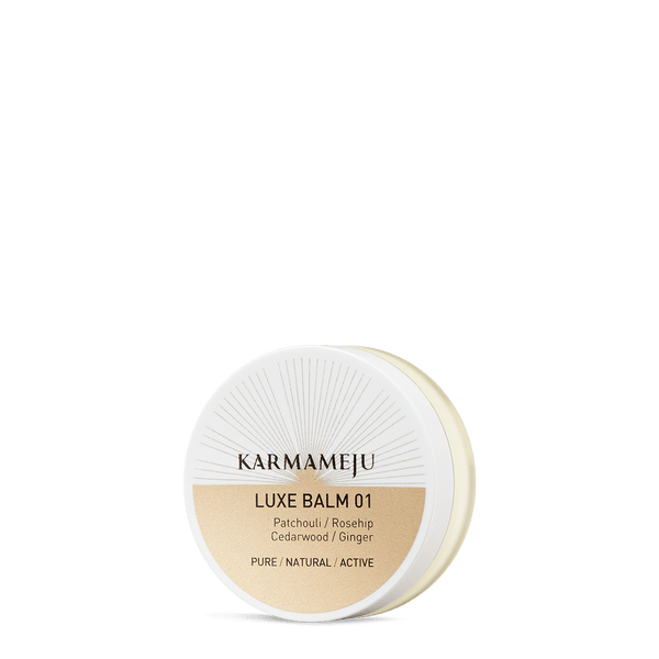 Karmameju Multifunctional Balm Travel Size, LUXE 01, 20 ml