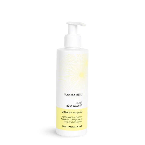 Karmameju Body Wash, BLAST 03, 250 ml