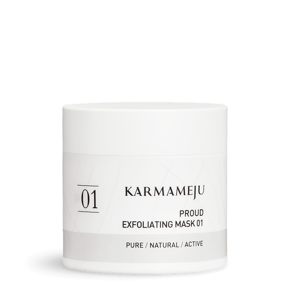 PROUD / EXFOLIATING MASK 01