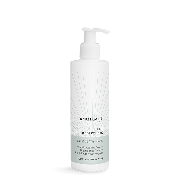 Karmameju Hand Lotion, LIFE 03, 250 ml