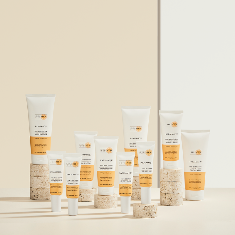 SOLCREME / SPF 30 - Travel Size