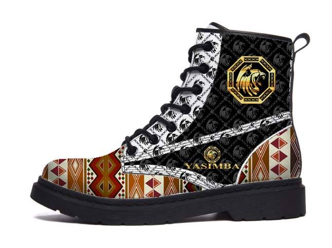Urban Pantheon - High Top Boots