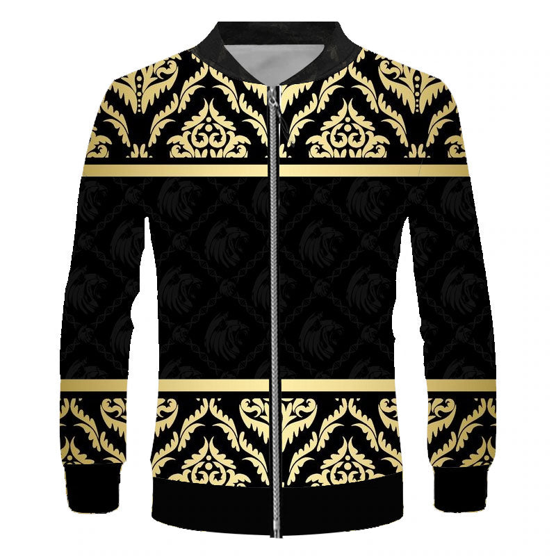 DNA Gold Leaf Jacket