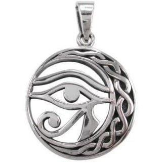 Eye of Horus Celtic Necklace
