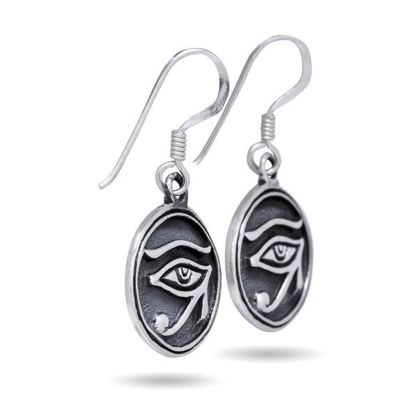Eye of Horus Earrings 2