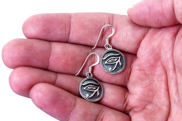 Eye of Horus Earrings 3