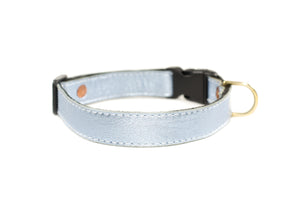 QR Collar - Metallic Blue