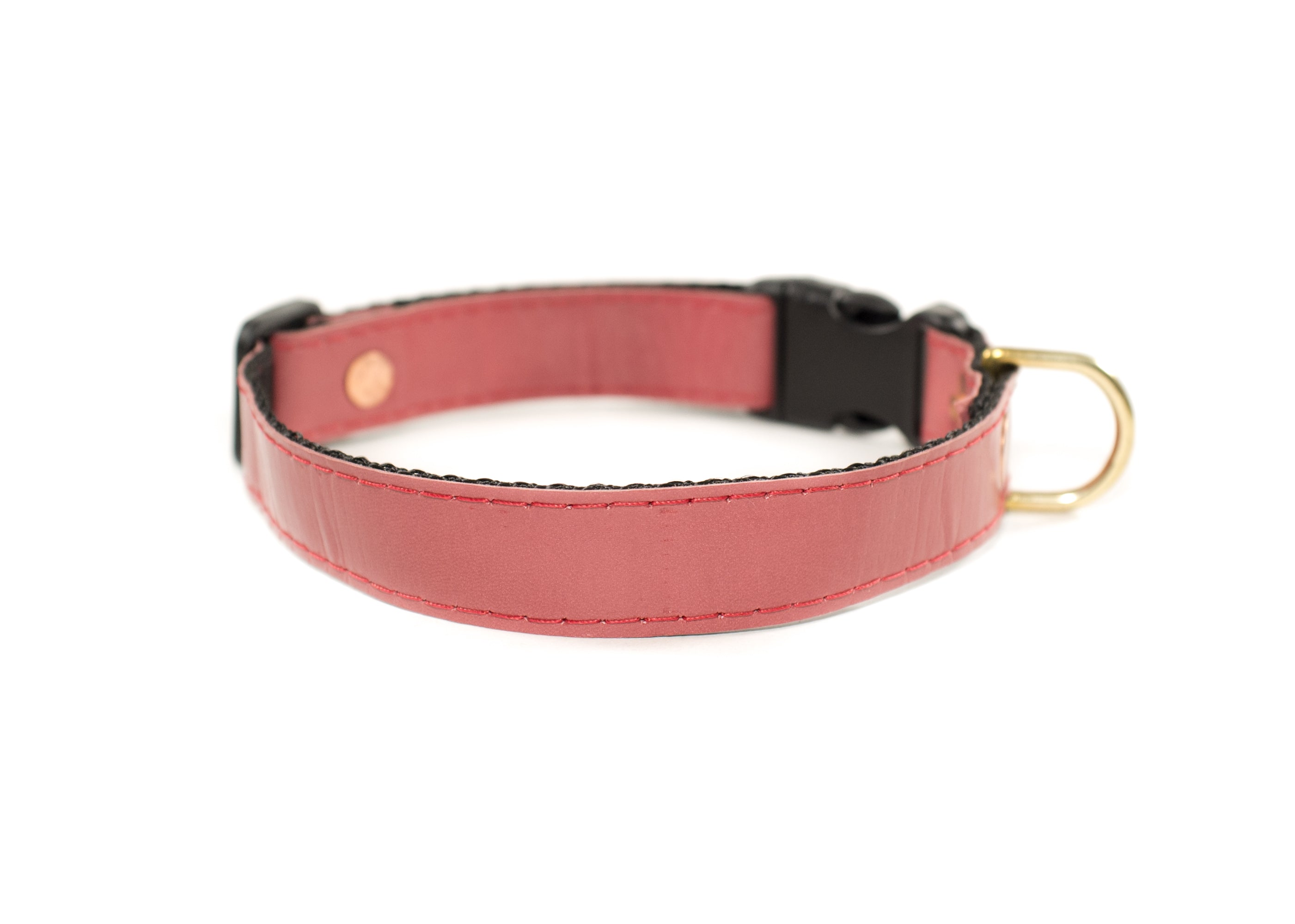 QR Collar - Dusty Pink