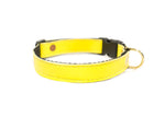 QR Collar - Yellow