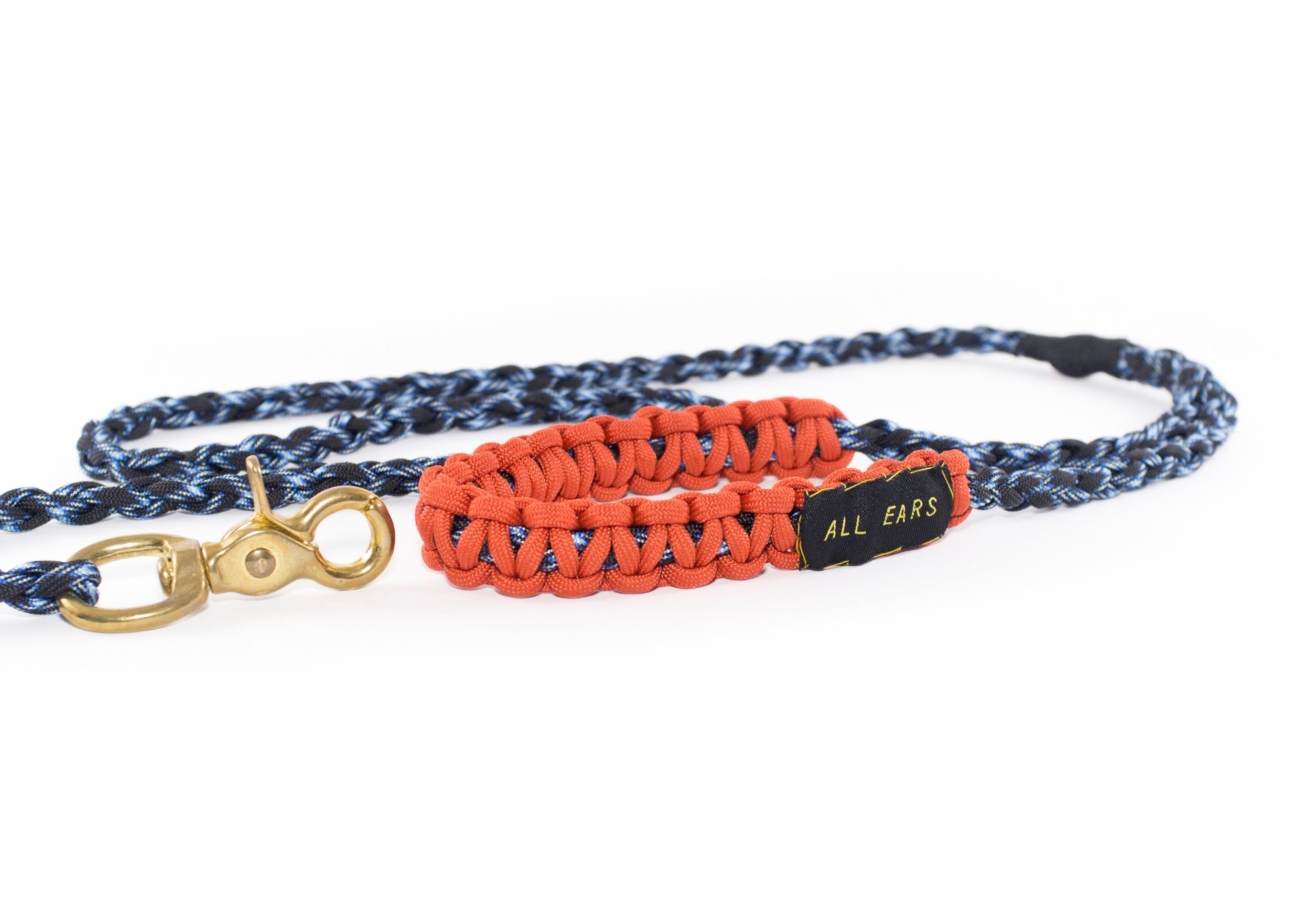 Paracord 550 Leash - Lightning