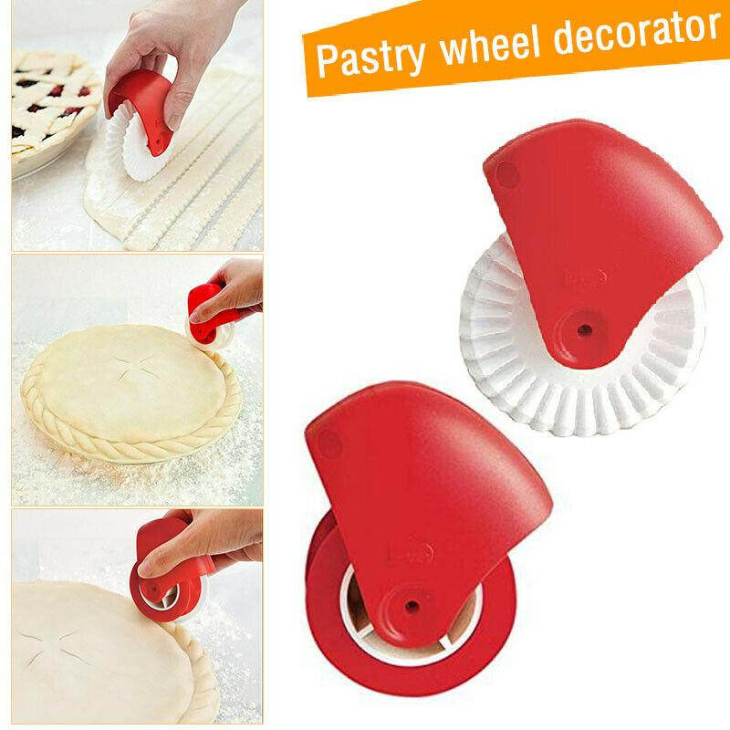 Trendy Gem Baking Accessories B Pizza Pastry Lattice Cutter