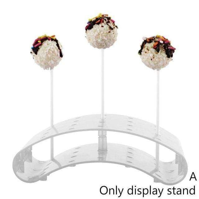 Trendy Gem Baking Accessories Cake Pop Stand