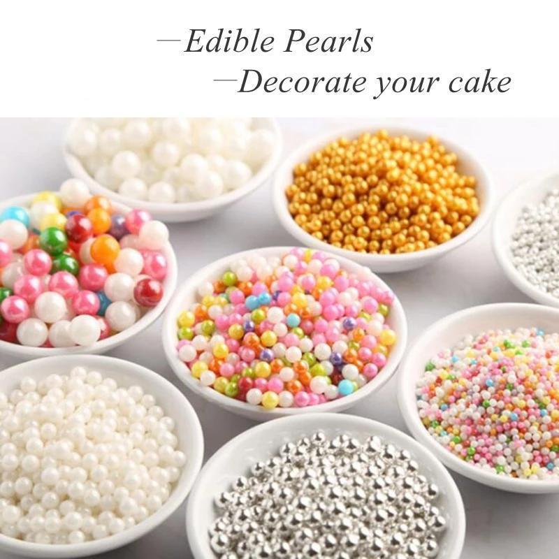 Edible Pearl Sugar Ball