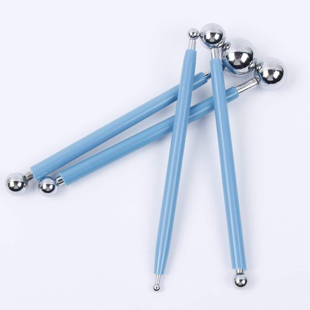 Trendy Gem Baking Accessories Moulding Ball Sticks