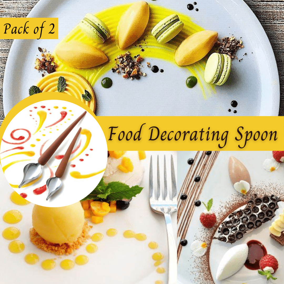 Trendy Gem Decorating Tools Both (Small & Large) SAVE 10% Magical™ Cake Spoons