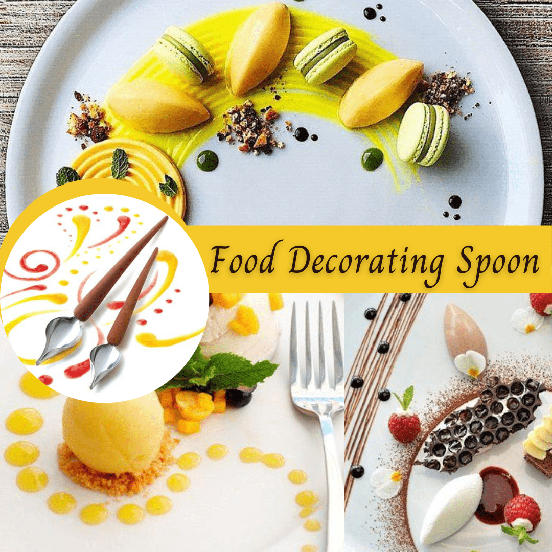 Trendy Gem Decorating Tools Magical™ Cake Spoons