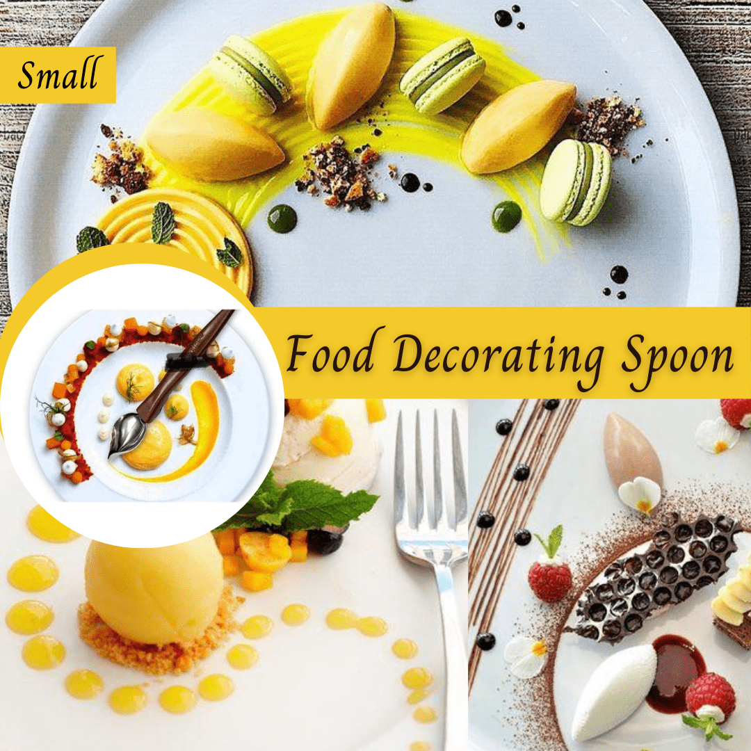 Trendy Gem Decorating Tools Small size Magical™ Cake Spoons
