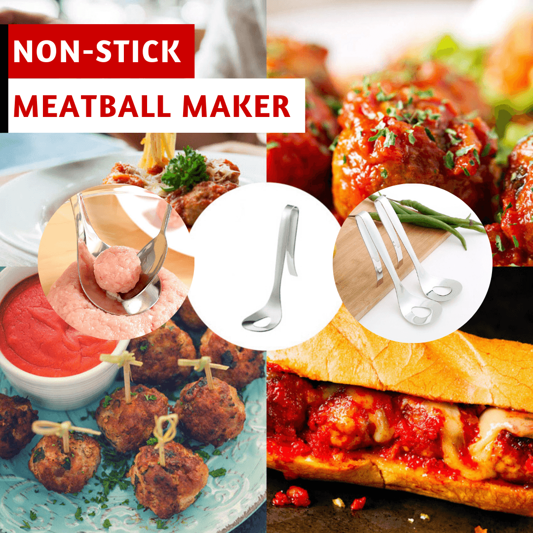 Trendy Gem kitchen gadgets Fastest Meatball Maker Spoon