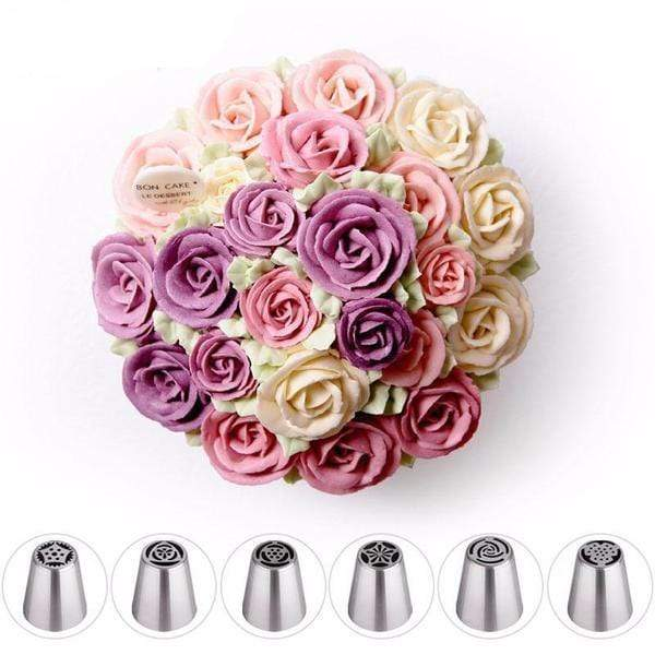 Flower Magic™ Topping Nozzle Kit