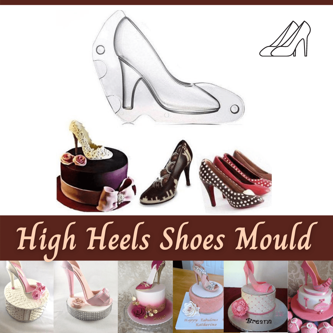 High Heels Shoes Mould